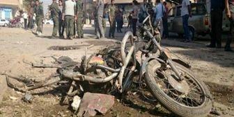 چند کشته و زخمی بر اثر انفجار موتورسیکلت در شمال سوریه