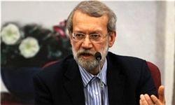لاریجانی: صادرکنندگان باید حمایت شوند