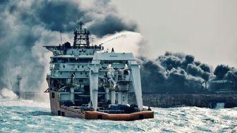 بررسی مسائل حقوقی سانحه سانچی از سوی کمیته حقوقی شرکت نفتکش