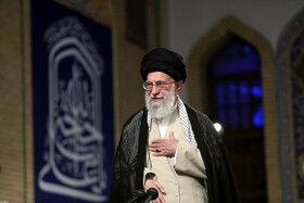 تصویری ویژه از رهبر انقلاب و سید حسن نصرالله