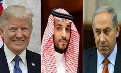 دیدگاههای منطقهای بنسلمان با نتانیاهو و ترامپ مشترک است