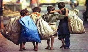 ساماندهی کودکان کار و خیابان در غرب تهران