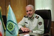 خدمات دهی  ۶۵۰۰ مامور راهنمایی و رانندگی در ۴ استان مرزی