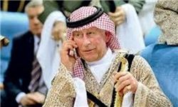 راز رقص شمشیر ولیعهد انگلیس در عربستان