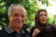 تصویری از مزار محسن قاضی مرادی+عکس