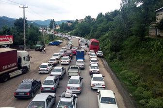 آخرین وضعیت راه های مواصلاتی کشور/ترافیک نیمه سنگین در محور ایلام - مهران