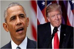 ترامپ: اوباما و دموکراتها مبالغ بسیار زیادی دریافت کردند