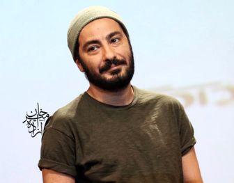 چهره پراز خشم «نوید محمدزاده» /عکس