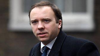 وزیر بهداشت انگلیس قرنطینه شد