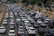 آخرین وضعیت ترافیکی امروز؛ بیست و ششم خرداد ماه ۹۸