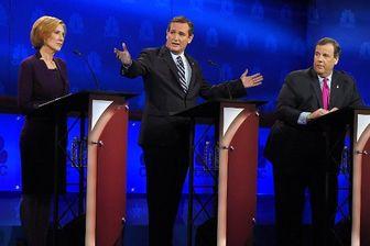 مسابقه نامزدهای ریاست جمهوری آمریکا در بدگویی علیه ایران!