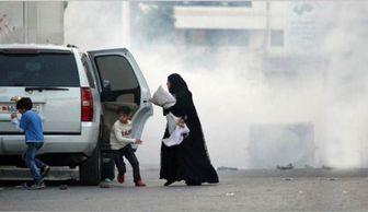 ماسک ضد گاز در بحرین ممنوع است!