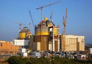ارسال تجهیزات نیروگاه هستهای از روسیه به هند