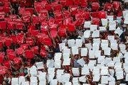 ابلاغ آئین نامه کانون هواداران باشگاهها