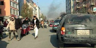 حمله راکتی به مناطق مختلف در کابل