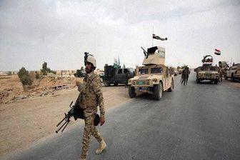 اقدامات نیروهای عراقی برای تأمین امنیت مرزهای مشترک با سوریه