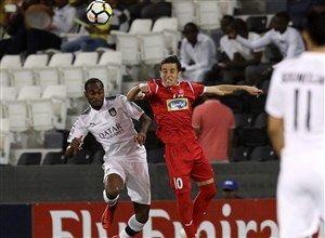 واکنش بازیکن الجزیره به رویارویی با پرسپولیس در ورزشگاه آزادی