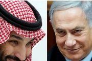 تلاش سعودیها برای تکذیب دیدار نتانیاهو و بن سلمان