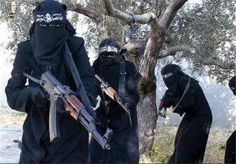 زنان داعشی از بازداشتگاه سوریه فرار کردند