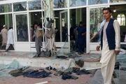 اولین تصاویر از انفجار مسجد شیعیان در قندهار+فیلم