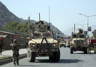 بازرسی خانه به خانه نیروهای آمریکایی در کابل