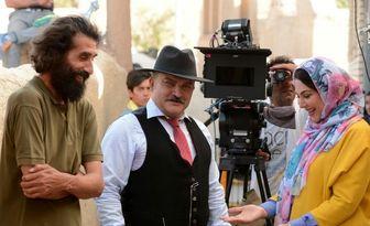 بازگشت لاله اسکندری به سینماها/ شباهت عجیب آقای کارگردان به سهراب سپهری