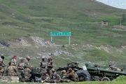 بازگشت تنش در مرز چین و هند