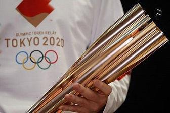 تدابیر خاص برای حمل مشعل المپیک توکیو