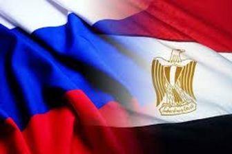 رایزنی لاوروف با رئیس جمهور مصر در قاهره