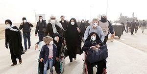 آخرین وضعیت زیرساختهای مهران برای اربعین ۹۸