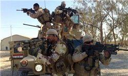 پیشروی نیروهای نظامی عراق در اطراف شهر موصل