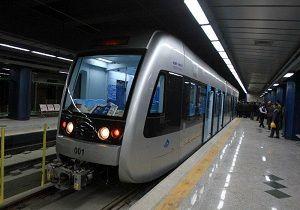 خط ۸ مترو مشکل خاصی ندارد