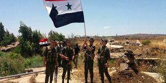دفع حملات داعش در استان حماه سوریه