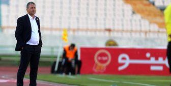 واکنش اسکوچیچ به حضور وزیر ورزش در اردوی تیم ملی