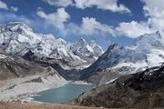 دو سوم یخچالهای طبیعی هیمالیا درحال آب شدن است