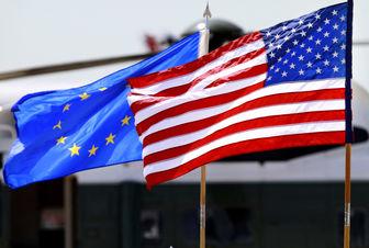 تنشهای تجاری اروپا و آمریکا افزایش مییابد