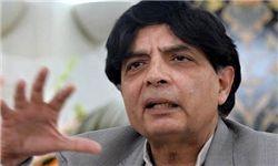 هشدار وزیرکشور پاکستان به رسانهها درباره ایران