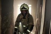 ۹۵ درصد سوختگی آتشنشان در پی