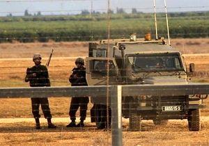 فلسطینی ها چند نظامی صهیونیست را زخمی کردند