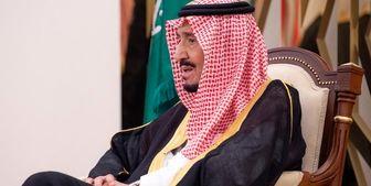 تماس تلفنی شاه سعودی با محمود عباس