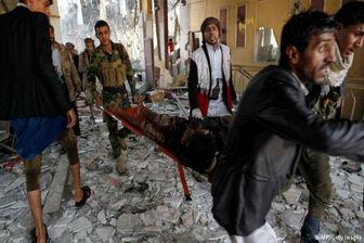 بمباران شدید «حجه» یمن توسط جنگندههای متجاوز سعودی