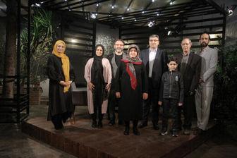 «گلاره عباسی» میزبان یک خانواده استثنایی