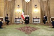 واکنش حسن روحانی به سند همکاری مشترک ایران و چین