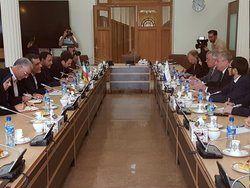مذاکرات ۳ ساعته ایران و روسیه در مورد آخرین تحولات سوریه