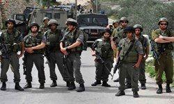 صهیونیستها 16 فلسطینی را در کرانه باختری دستگیر کردند
