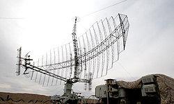 جدیدترین رادار ۱۰۰۰ کیلومتری پدافند هوایی