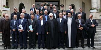 دولت حسن روحانی چه وقت از حد نصاب میافتد؟