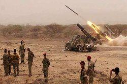 شلیک موشک بالستیک «زلزال ۱» یمن به مواضع متجاوزان سعودی