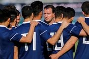 زمان تمرین تیم ملی در روز دوشنبه مشخص شد