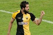 شکست یاران انصاری فرد در سوپر لیگ یونان